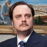 Seit Oktober 2013 Chefredakteur des Satire-Magazins Titanic: Tim Wolff / Foto: Thomas Hinter