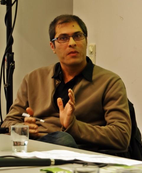 "Ali Soozandeh, Gründer des Filmemacher-Netzwerks ""Cartoonamoon"""