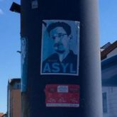 """Edward Snowden ( Whistleblower ) everywhere"" by fleno.de is licensed under CC BY-SA 2.0"