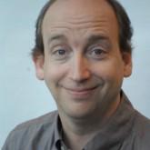 Dan Geddes betreibt die amerikanische Satire-Website thesartirist.com / Foto: Dennis Koomen