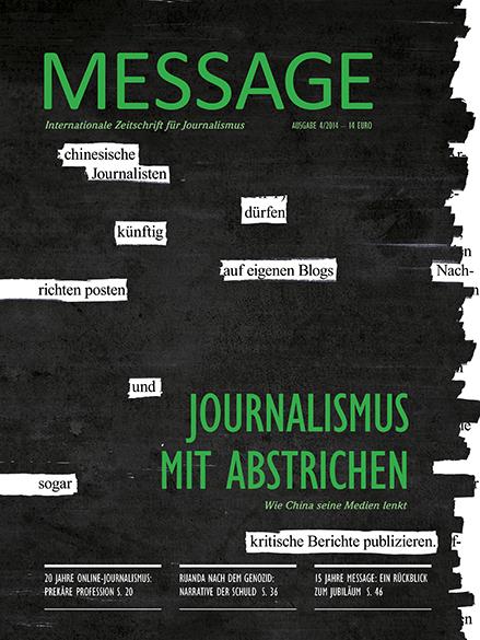 Message 4/2014