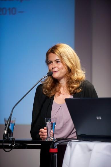 Freitagmorgen, 09 Uhr: Wieviel Transparenz und Selbstkritik gibt es unter Europas Medienmachern? Susanne Fengler …
