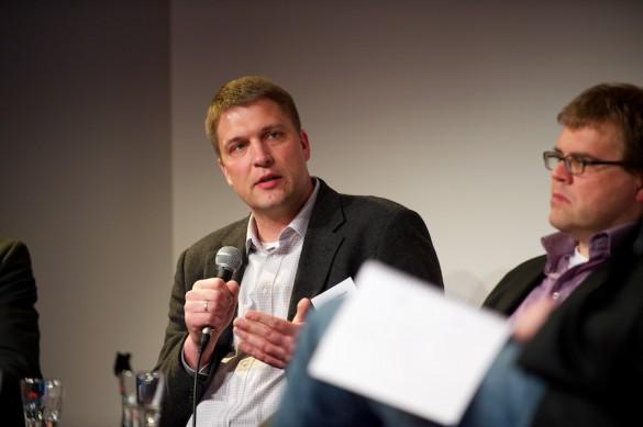 ZAPP-Chef Steffen Eßbach die kritische Rolle seiner Sendung,