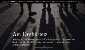 Am Drehkreuz, sueddeutsche.de